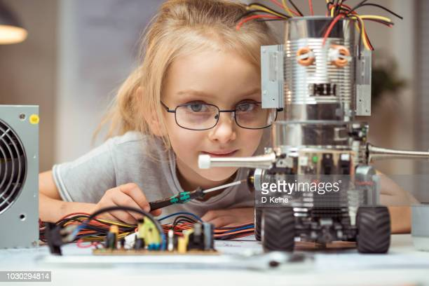 engineer - child prodigy stock pictures, royalty-free photos & images