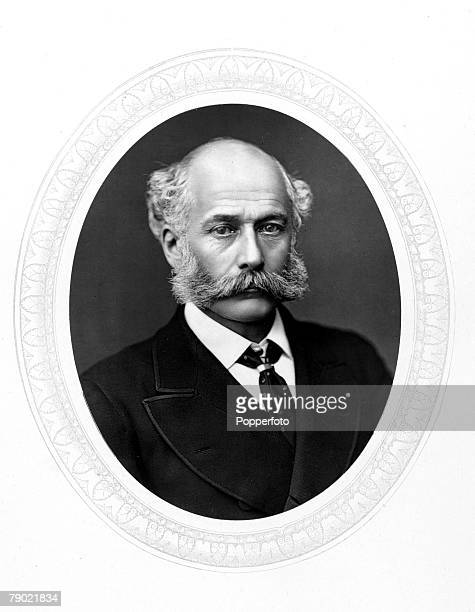 Engineering Sir Joseph Bazalgette portrait Engineer/Director to the Metropolitan Board of Works he was responsible for new London sewers and the...
