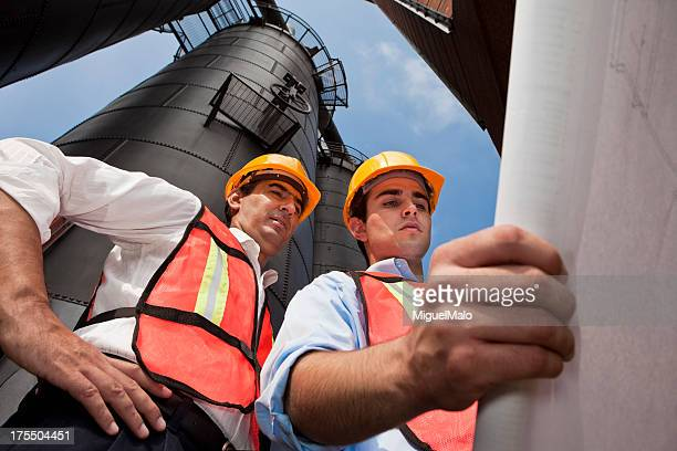 Engineers at Industry