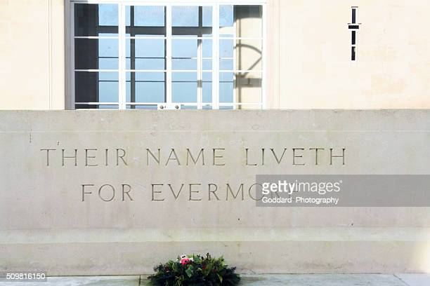 england: air forces memorial in englefield green - air force memorial stock pictures, royalty-free photos & images
