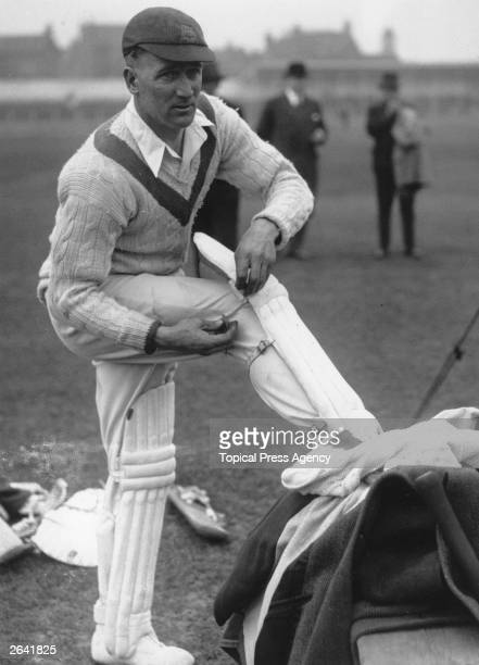 England and Nottinghamshire cricketer Harold Larwood , one of the greatest fast bowlers in history.