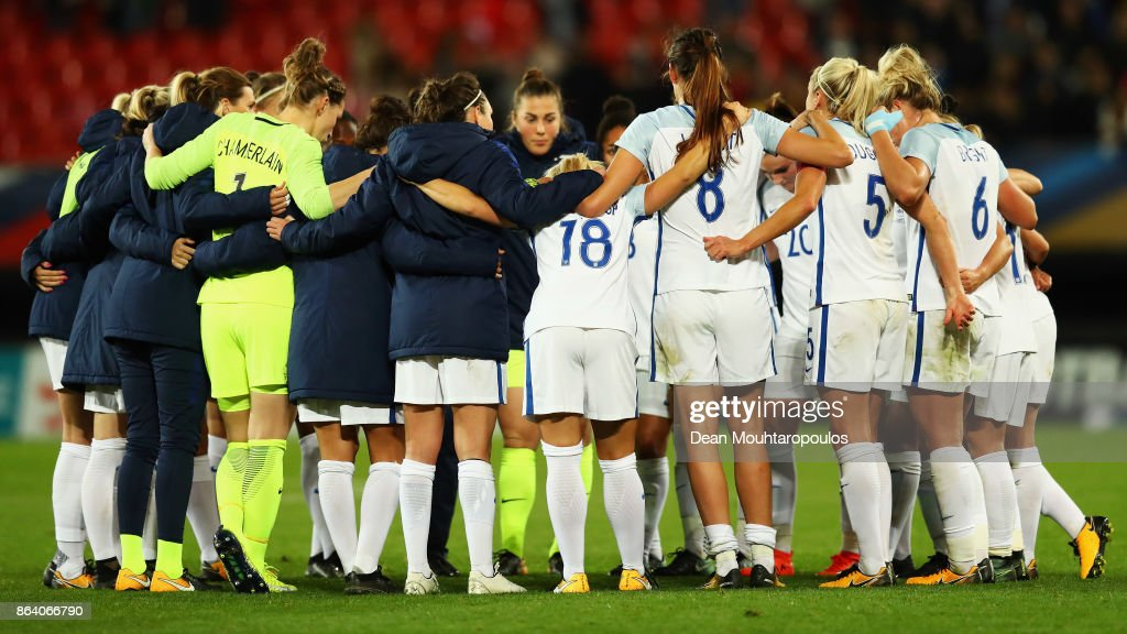 France Women v England Women - International Friendly : News Photo