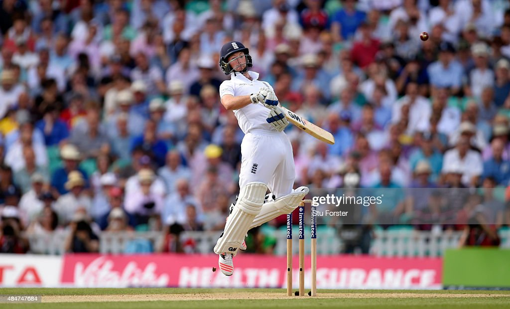 England v Australia: 5th Investec Ashes Test - Day Two