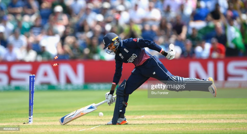 England v Pakistan - ICC Champions Trophy Semi Final