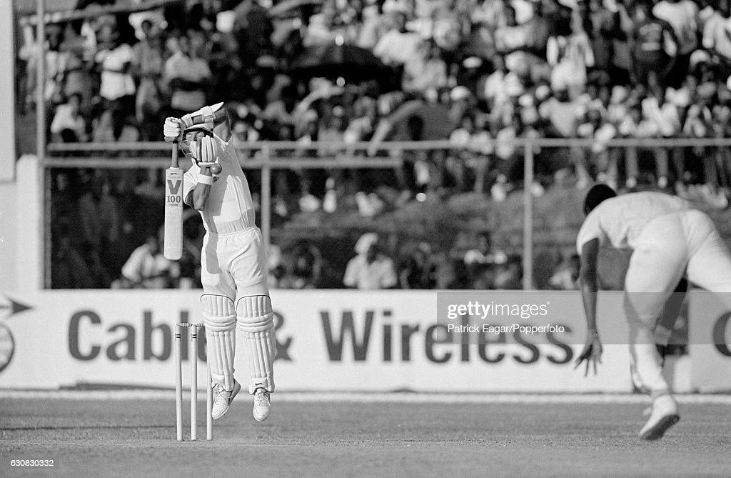 1st Test Match - West Indies v England : News Photo