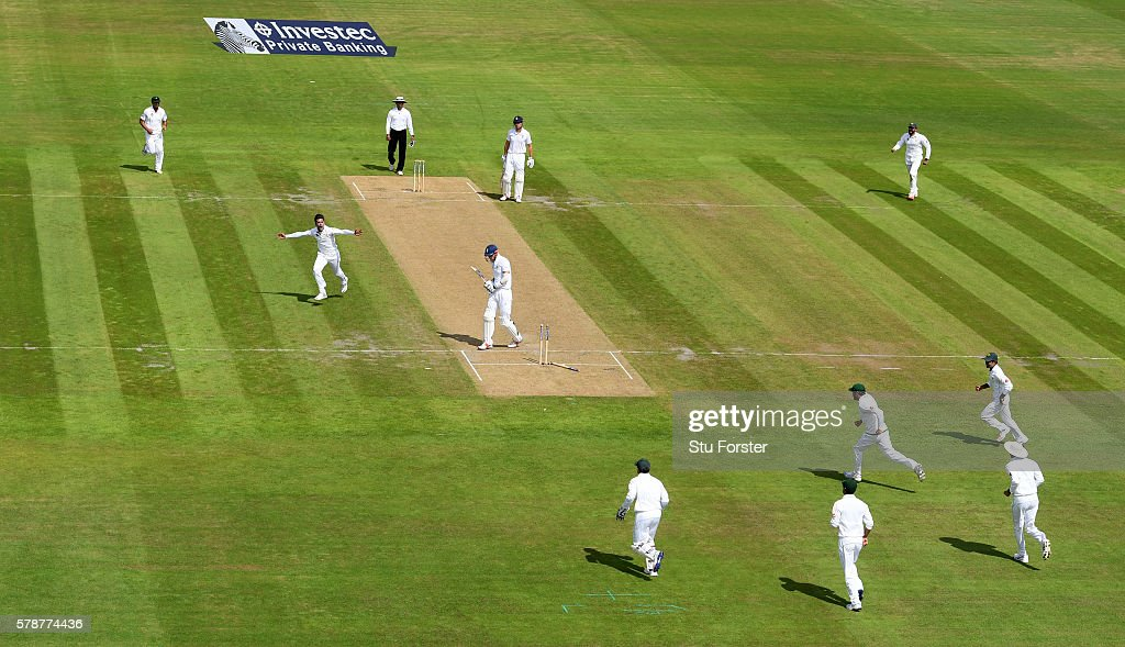England v Pakistan: 2nd Investec Test - Day One