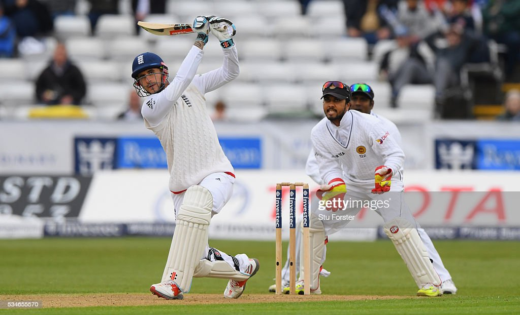 England v Sri Lanka: 2nd Investec Test - Day One