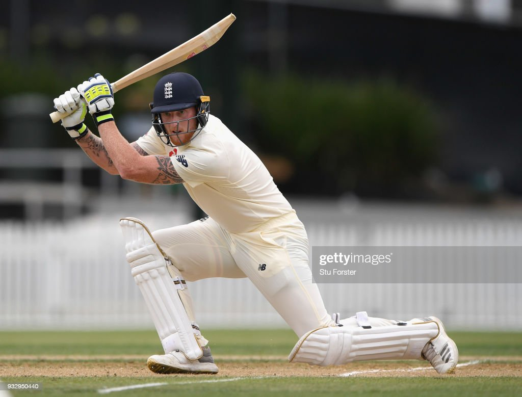 New Zealand XI v England - Tour Match : News Photo