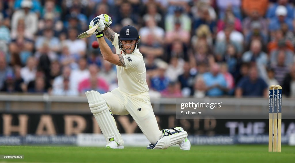 England v West Indies - 2nd Investec Test: Day One