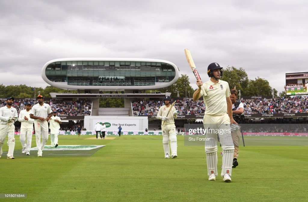 England v India: Specsavers 2nd Test - Day Three : News Photo
