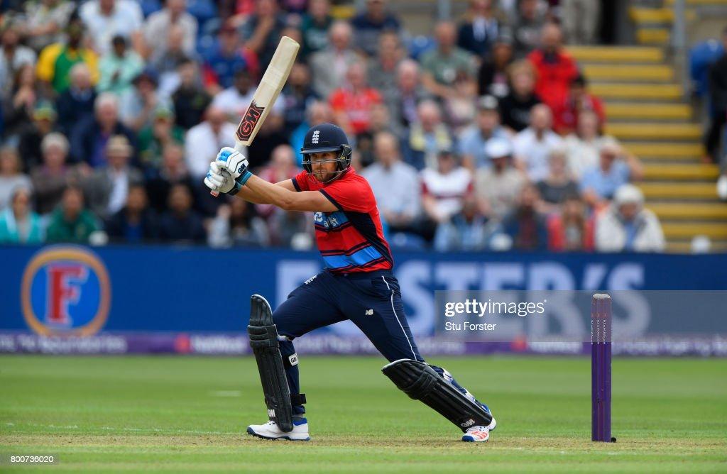 England v South Africa - 3rd NatWest T20 International : News Photo
