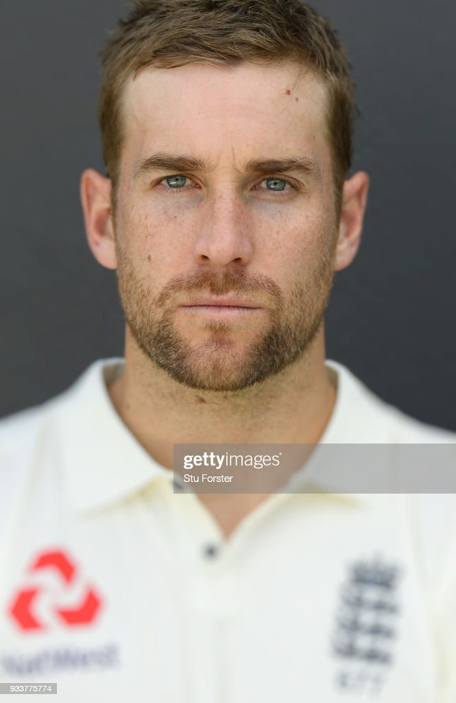 England batsman Dawid Malan pictured during England nets ahead of their first warm up match at Seddon Park on March 13, 2018 in Hamilton, New Zealand.