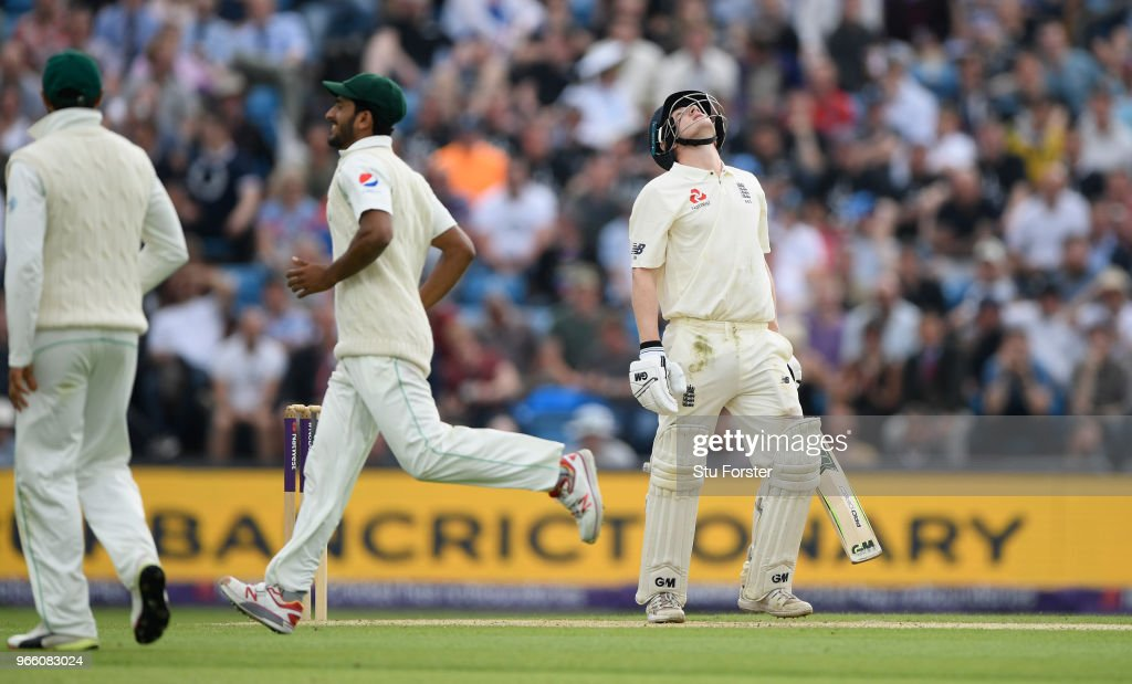 England v Pakistan: 2nd Test - Day Two