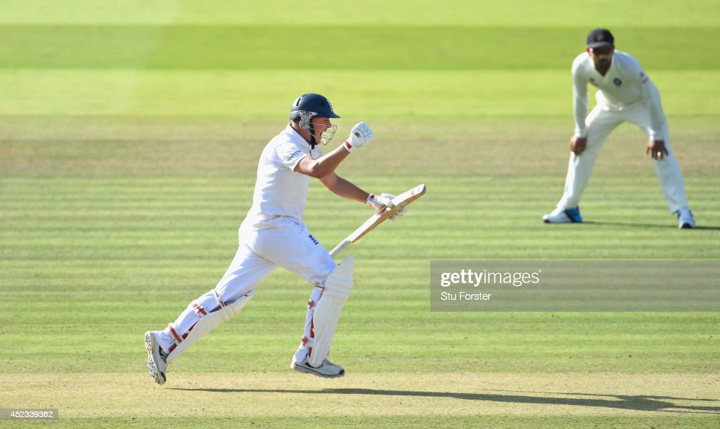 England v India: 2nd Investec Test - Day Two