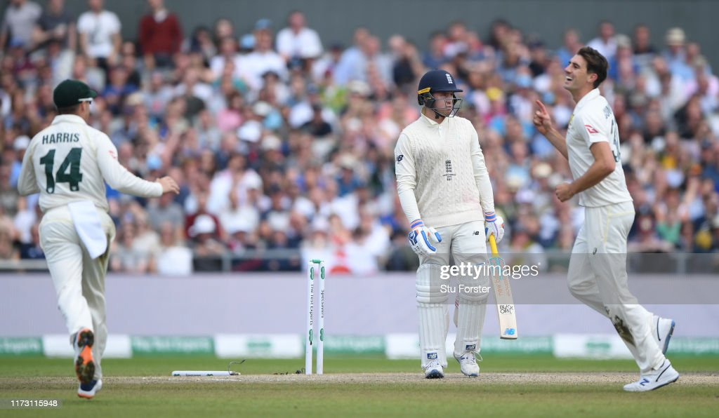 England v Australia - 4th Specsavers Ashes Test: Day Five : News Photo