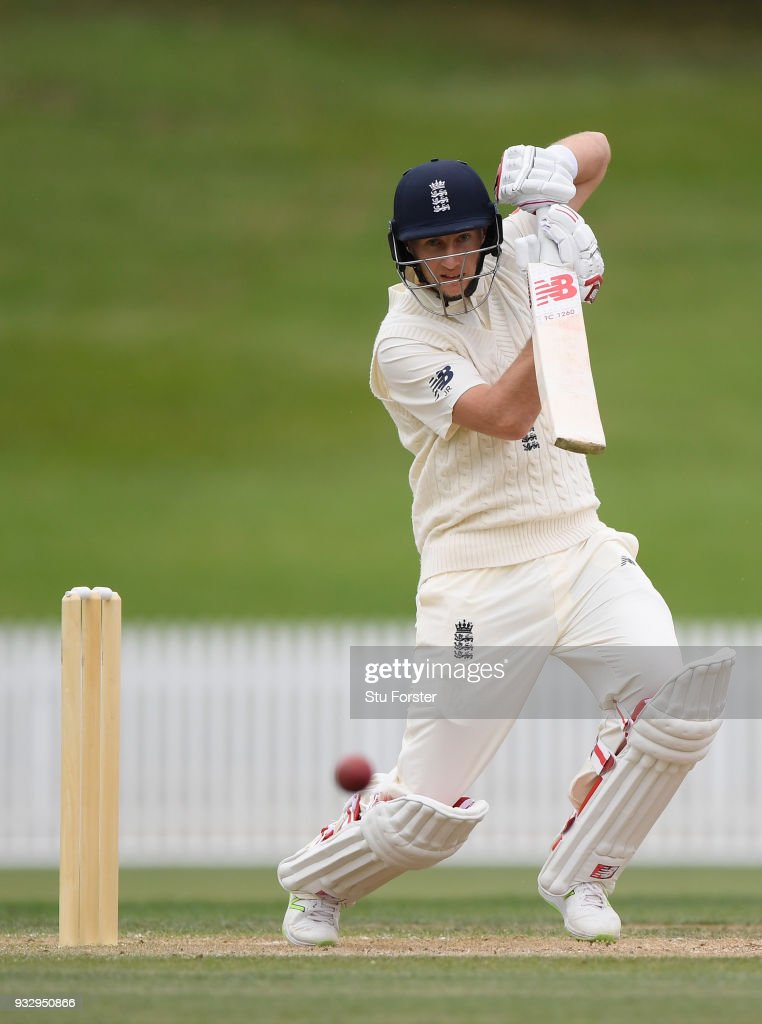 New Zealand XI v England - Tour Match
