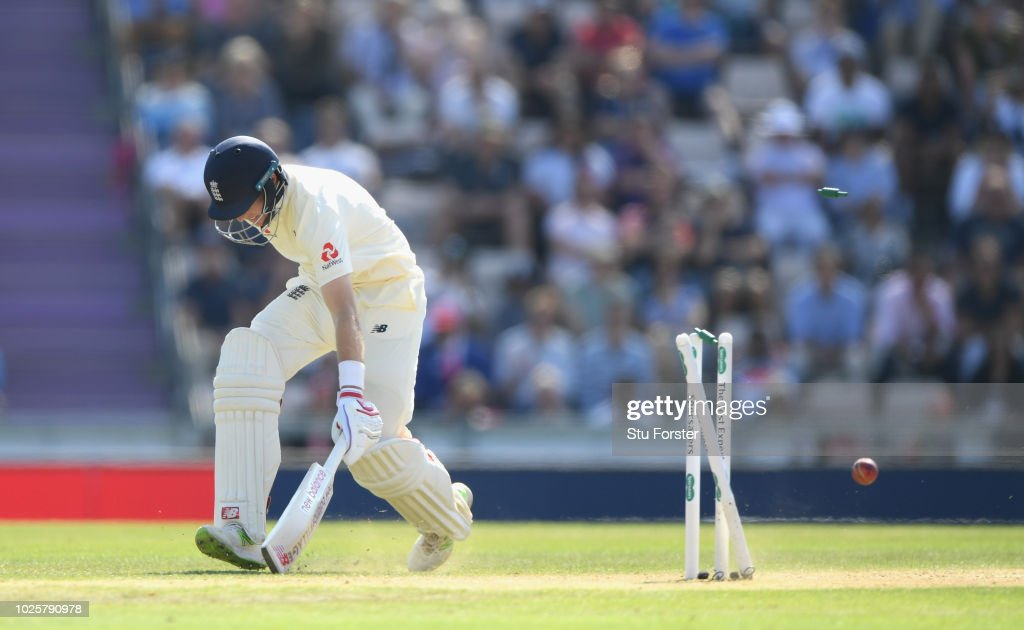 GBR: England v India: Specsavers 4th Test - Day Three