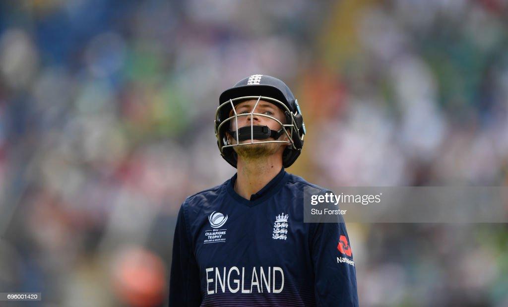 England v Pakistan - ICC Champions Trophy Semi Final