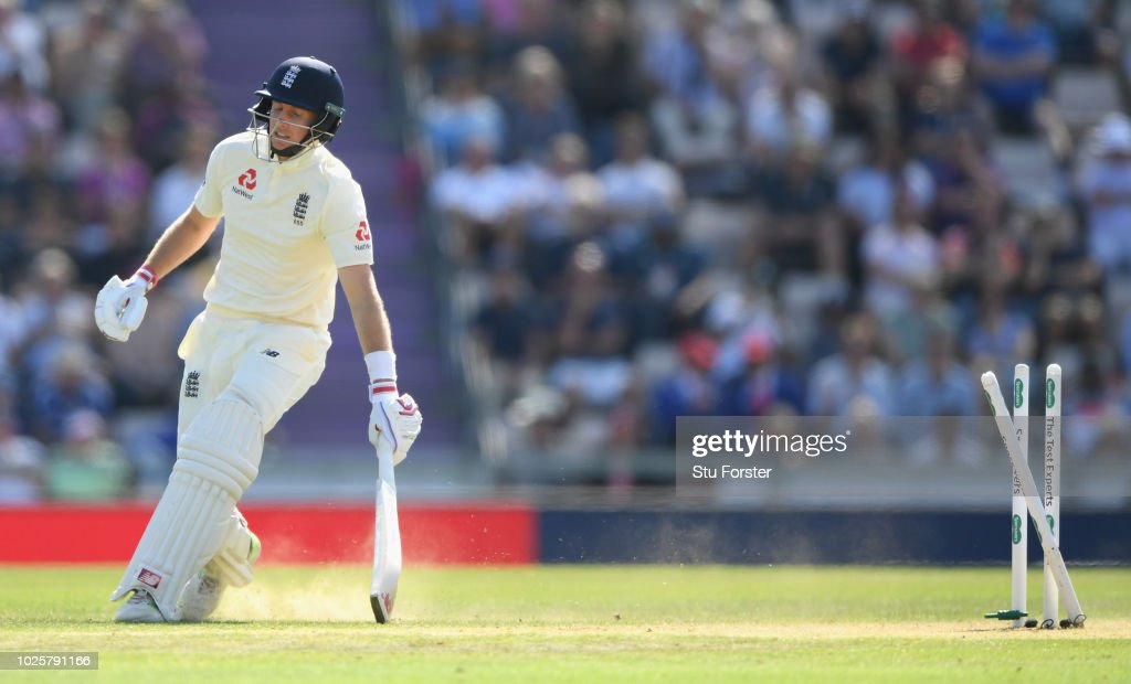 England v India: Specsavers 4th Test - Day Three