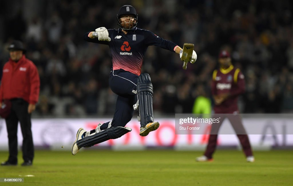 England v West Indies - 1st Royal London One Day International : News Photo