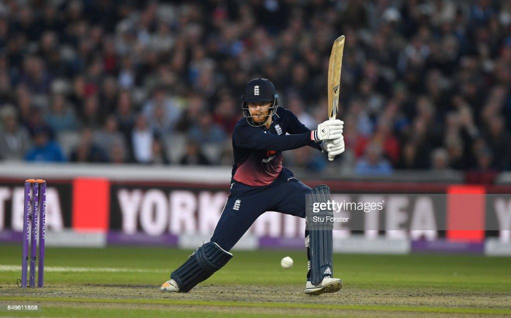 England v West Indies - 1st Royal London One Day International : News Photo