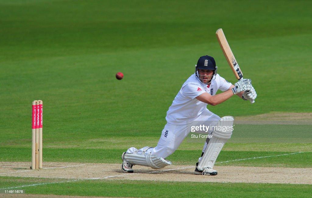 England v Sri Lanka: 1st npower Test - Day Three