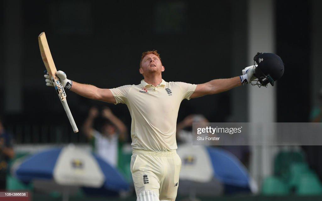 Sri Lanka v England: Third Test - Day One : News Photo