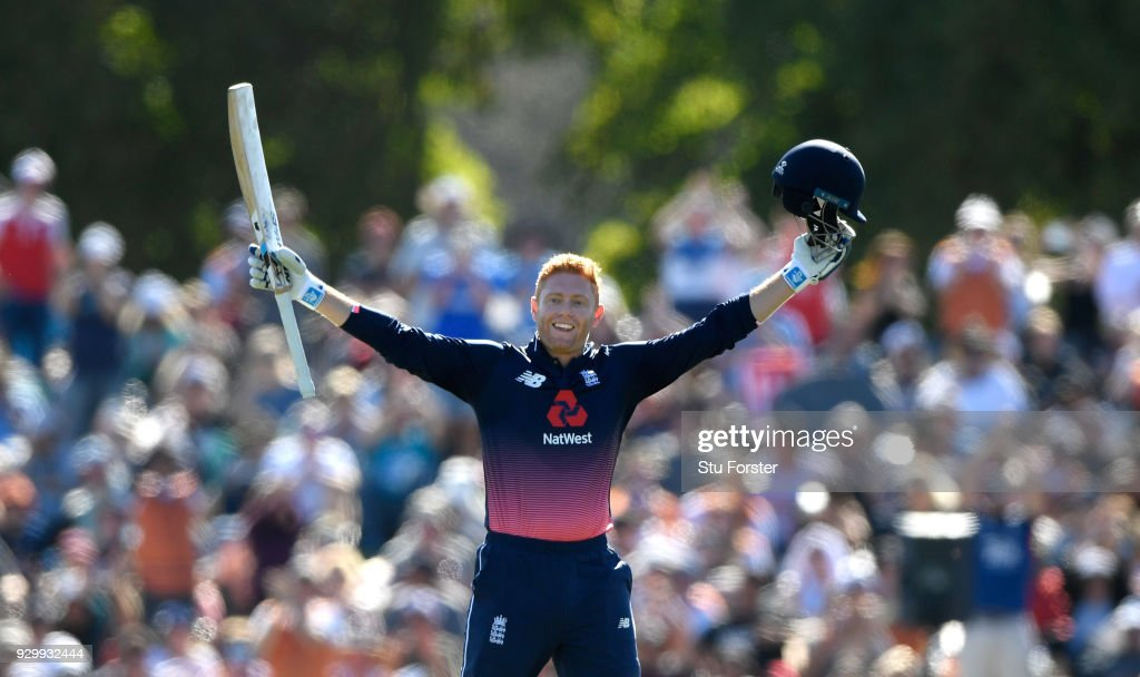 New Zealand v England - 5th ODI