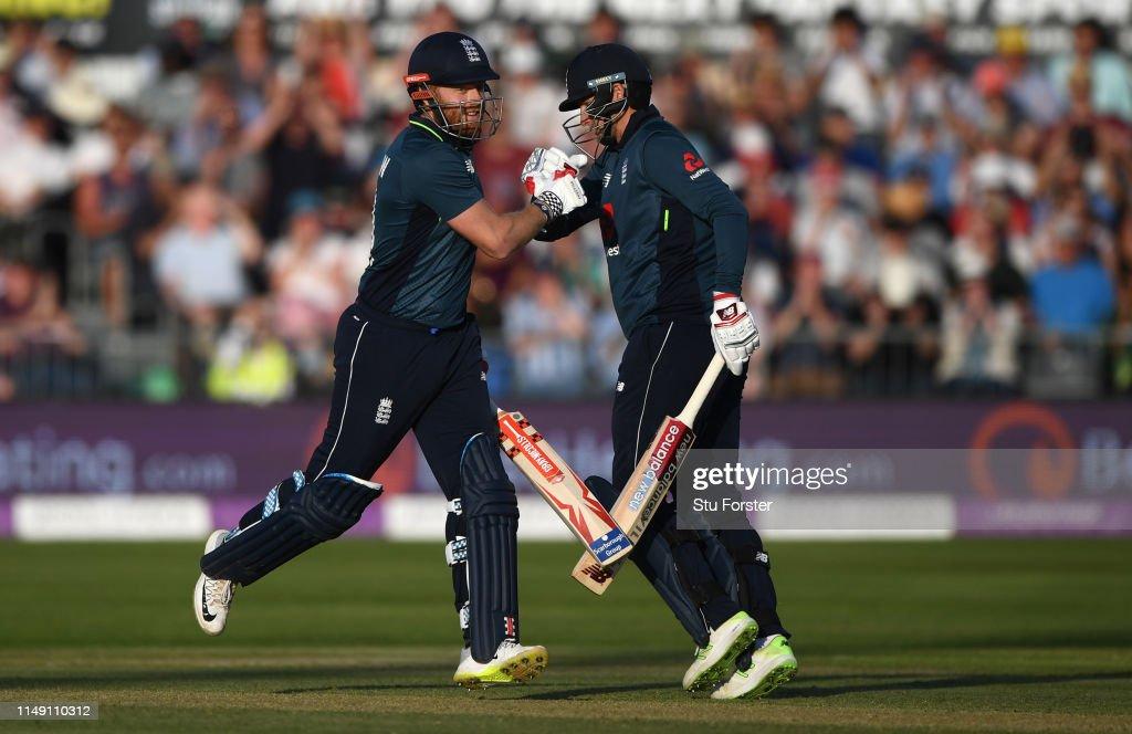 England v Pakistan - 3rd Royal London ODI : News Photo
