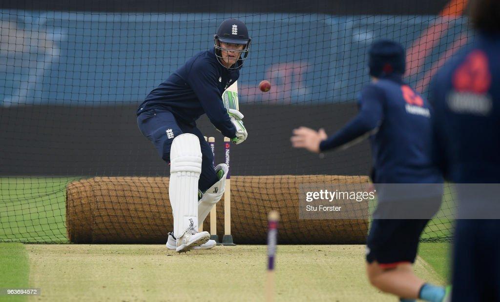 England & Pakistan Net Sessions : News Photo