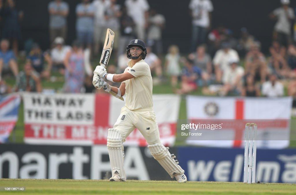 Sri Lanka v England: Second Test - Day One : News Photo
