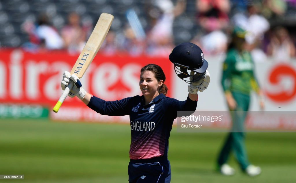 England v South Africa - ICC Women's World Cup 2017 : News Photo