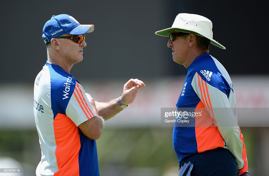 England & South Africa Nets