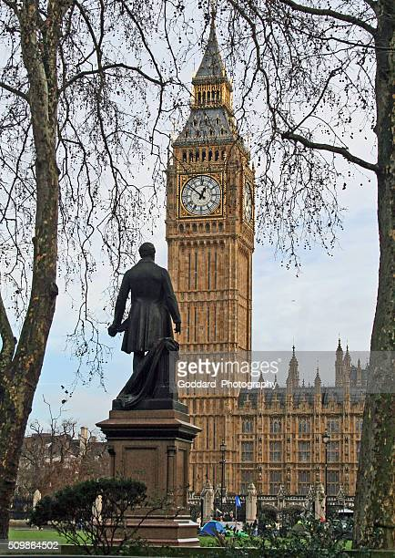 England: Big Ben in London