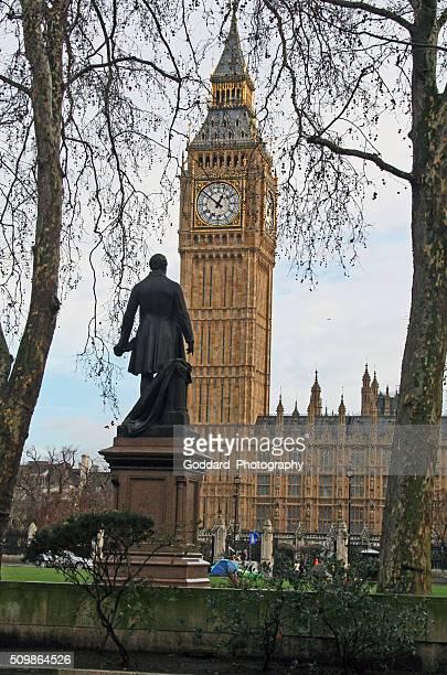 England: Big Ben in London