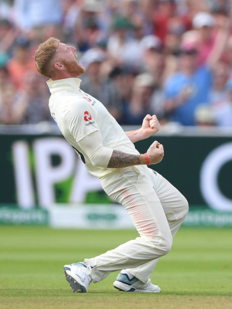 GBR: England v Australia - 1st Specsavers Ashes Test: Day Three
