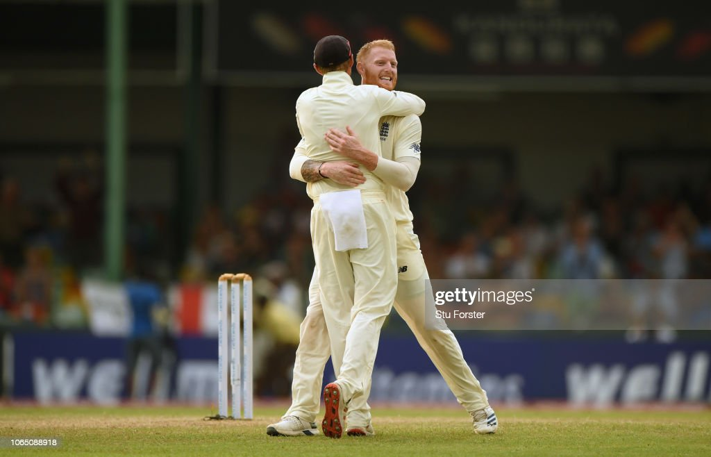 Sri Lanka v England: Third Test - Day Three : News Photo