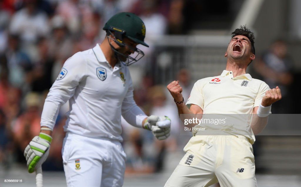 England v South Africa - 4th Investec Test: Day Two