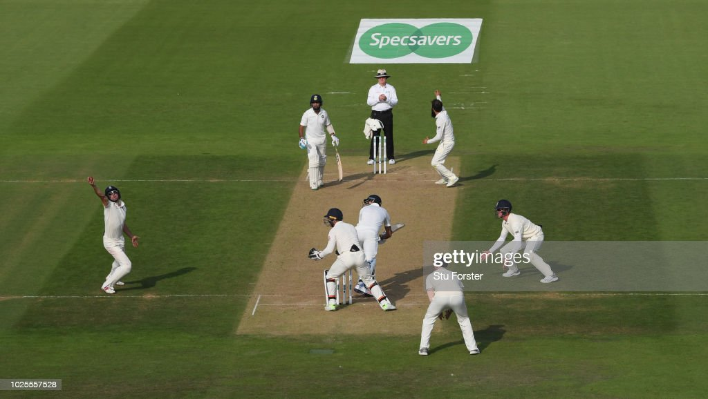 GBR: England v India: Specsavers 4th Test - Day Two