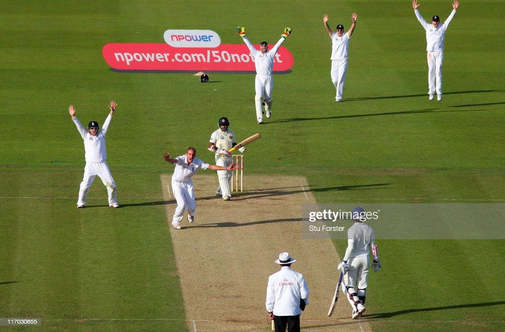 England v Sri Lanka: 3rd npower Test - Day Four