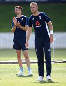 hamilton new zealand england bowlers james