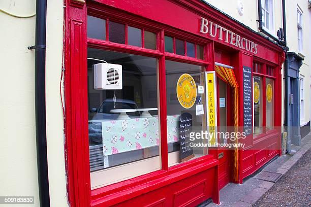 England: Buttercups Tearoom in Cromer