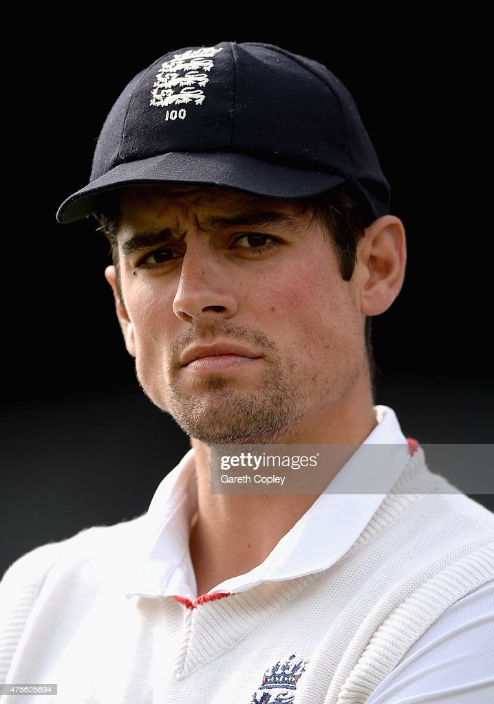 England v New Zealand: 2nd Investec Test - Day Five : News Photo