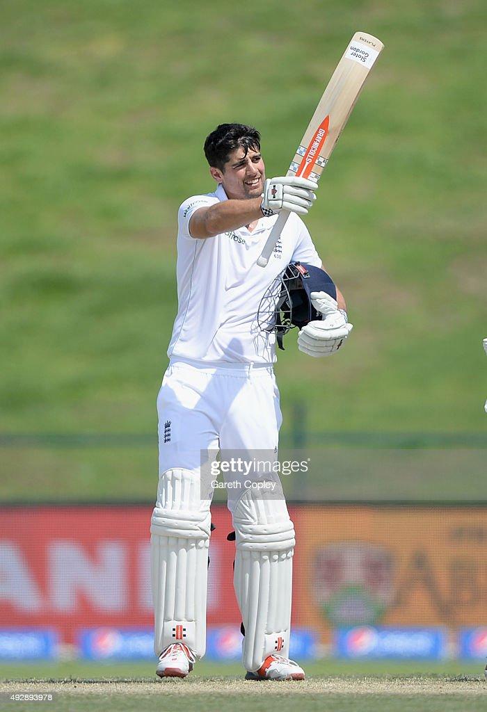 Pakistan v England - 1st Test: Day Four