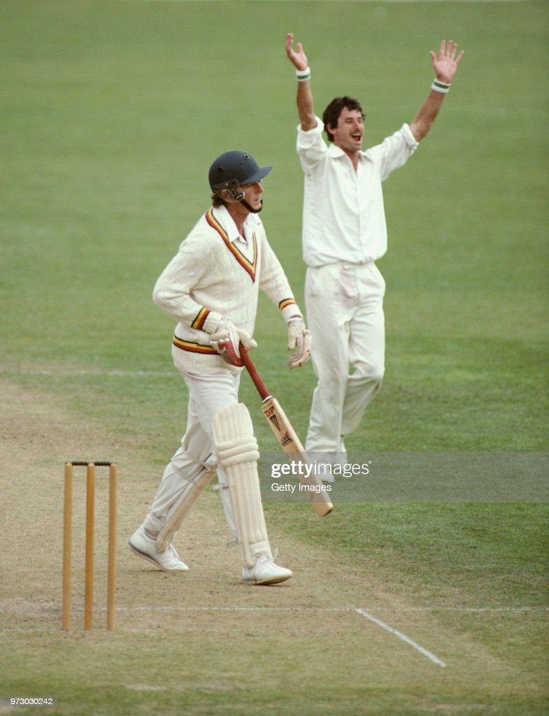 2nd Test Match New Zealand v England Cricket : News Photo