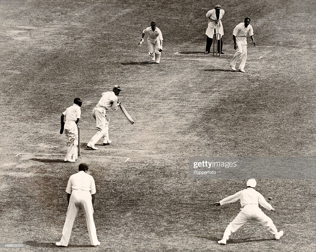 1st Test Match  -  England v All India : News Photo