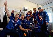 England v New Zealand - 5th ODI Royal London One-Day Series 2015