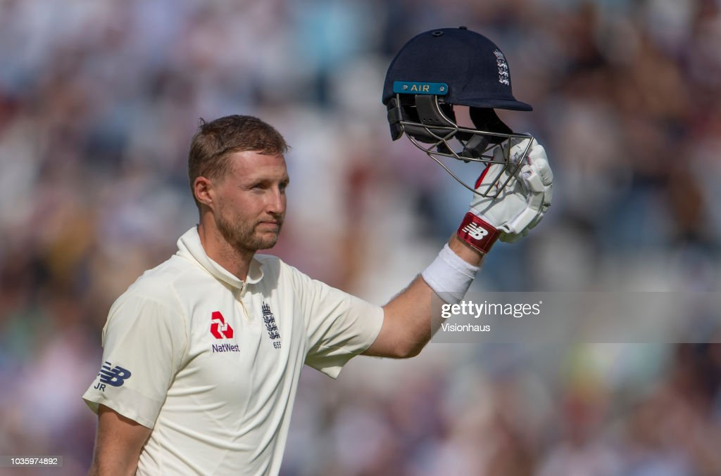 England v India: Specsavers 5th Test - Day Four : News Photo