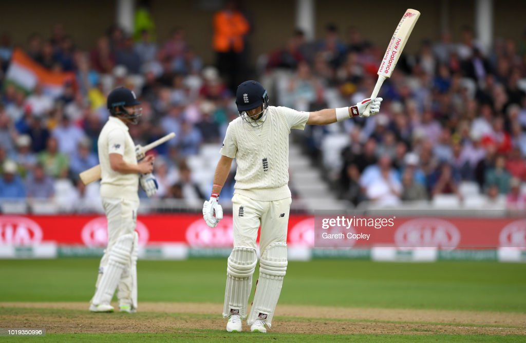 GBR: England v India: Specsavers 3rd Test - Day Two