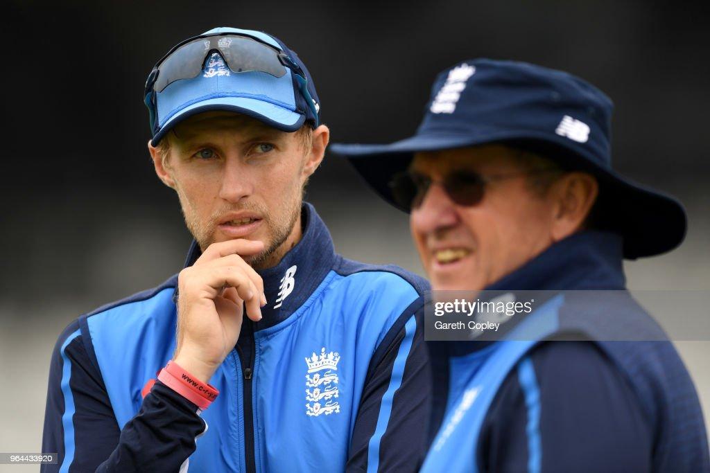 England & Pakistan Net Sessions